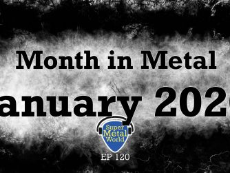 Month In Metal, January 2020